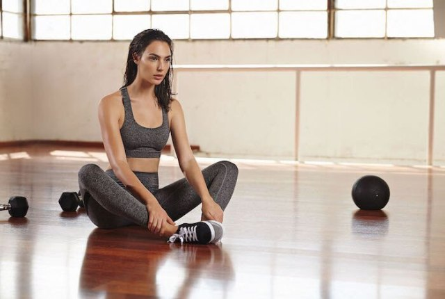 Gal Gadot body workout and diet